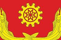 Meschduretschie (Tschuwaschien), Flagge