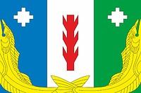 Porezkoe (Kreis in Tschuwaschien), Flagge