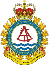 Canadian Forces Regional Cadet Support Unit (Atlantic), badge (insignia)