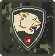 39th Canadian Brigade Group, sleave insignia