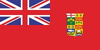Canadian Army, Ensign (1868)