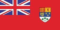 Canadian Army, Ensign (1921)