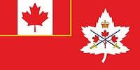Canadian Army, Ensign (2013)