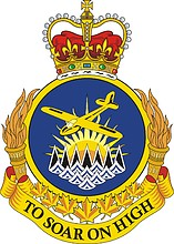 Canadian Forces Regional Cadet Air Operations (Pacific), badge (insignia)