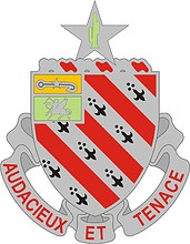 U.S. Army 8th Field Artillery Regiment, distinctive unit insignia
