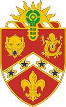 U.S. Army 3rd Field Artillery Regiment, distinctive unit insignia