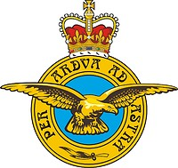 British Royal Air Force (RAF), badge