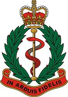 British Royal Army Medical Corps (RAMC), badge