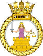 British Royal Navy Ships - Military Badges, Crests, Flags