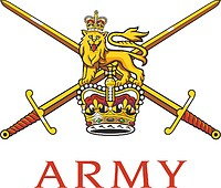 British Army, logo (emblem)