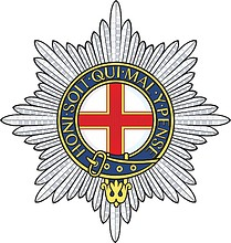 British Army Coldstream Guards, badge