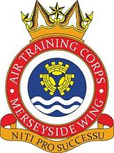 British ATC Merseyside Wing, badge