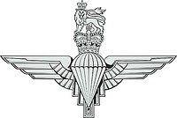 British Army Parachute Regiment (Paras), badge