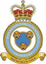 British RAF Station Shawbury, emblem