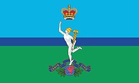 British Royal Corps of Signals, flag