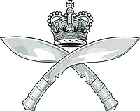 British Army Royal Gurkha Rifles (RGR), badge