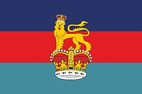 British HM Principal Secretary of State for Defence (Defence Secretary), flag