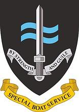 Royal Navy Special Boat Service (SBS), emblem