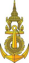 Königliche thailändische Kriegsmarine, Emblem