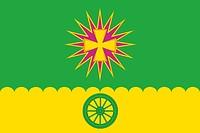 Novovelichkovskaya (Krasnodar krai), flag