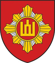 Lithuanian Military Police, emblem