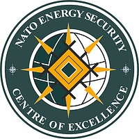 NATO Energy Security Centre of Excellence (ENSEC COE, Vilnius), emblem