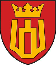 Lithuanian Grand Duke Gediminas Staff Battalion, emblem