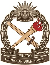 Australian Army Cadets (AAC), badge