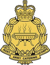 Australian Army Catering Corps (AACC), badge
