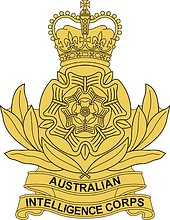 Australian Army Intelligence Corps (AAIC), badge