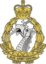Royal Australian Army Dental Corps (RAADC), badge