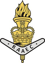 Royal Australian Army Educational Corps (RAAEC), badge