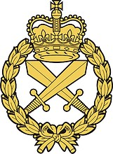 Royal Australian Corps of Military Police (RACMP), badge