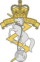 Royal Australian Electrical & Mechanical Engineers (RAEME), badge