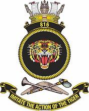 Royal Australian Navy 816th Squadron, emblem