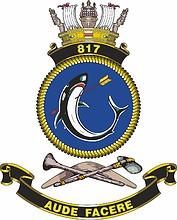 Royal Australian Navy 817th Squadron, emblem