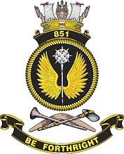 Royal Australian Navy 851st Squadron, emblem