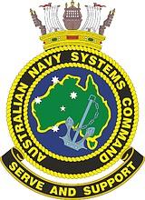 Australian Navy Systems Command, emblem