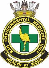 Royal Australian Navy Environmental Medicine Unit (EMU), emblem