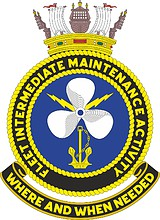 Royal Australian Navy Fleet Intermediate Maintenance Activity (FIMA), emblem