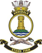 HMAS Armidale (ACPB 83), emblem