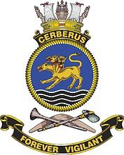 HMAS Cerberus, emblem
