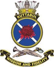 HMAS Kuttabul, emblem