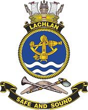 HMAS Lachlan, emblem