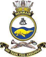 HMAS Mermaid, emblem