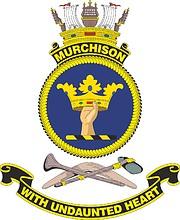 HMAS Murchison, emblem