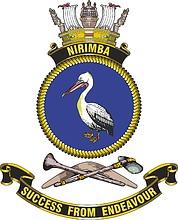 HMAS Nirimba, emblem