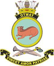 HMAS Otway (S 59), emblem