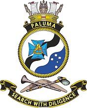 HMAS Paluma, emblem