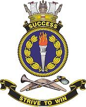 HMAS Success, emblem